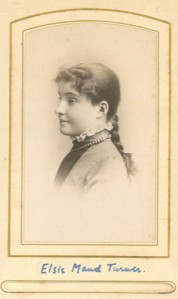 Photo of Elsie Maud Hewitt Mrs Turner