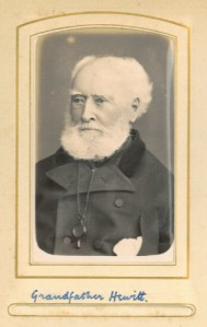 Photo of Frederick Hewitt