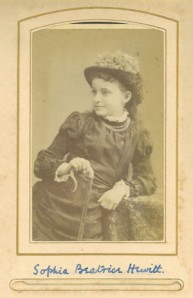 Photo of Sophie Beatrice Hewitt