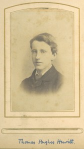 Photo of Thomas Hughes Hewitt